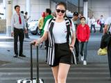 CEO thời trang với công thức mix đồ sân bay cực chất
