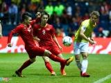Đánh bại Thái Lan ở phút 94, tuyển Việt Nam vào chung kết King's Cup