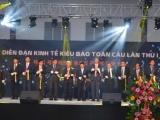 Tưng bừng khai mạc Diễn đàn Kinh tế kiều bào Toàn cầu lần thứ nhất 2019 tại Incheon - Hàn Quốc