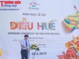 Khai mạc lễ hội Diều Huế năm 2019