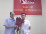 Ông Nguyễn Viết Hưng được bổ nhiệm Tổng biên tập Tạp chí Hàng hóa và Thương hiệu