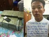 Nghệ An: Bắt đối tượng vận chuyển 30 bánh heroin từ Lào vào Việt Nam