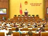 Quốc hội xem xét đề nghị phê chuẩn bổ nhiệm Thẩm phán TANDTC