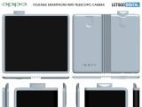 Rò rỉ hình ảnh smartphone gập của OPPO