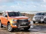 Ford Việt Nam triệu hồi hơn 9.800 xe Ranger vì lỗi hệ thống phanh