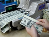 Ngân hàng tiếp tục nâng tỷ giá trung tâm