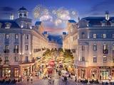 """Shophouse Europe: """"Thánh địa"""" mua sắm bên bờ Vịnh Hạ Long"""