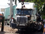 Vụ tai nạn làm 5 người chết ở Tây Ninh: Khởi tố, bắt giam tài xế container
