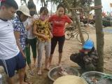 Thanh Hóa: Cần dẹp bỏ việc bán hải sản trên bãi biển Sầm Sơn