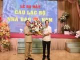 Ra mắt câu lạc bộ Nhà báo Hà Nam