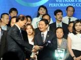 Tập đoàn Xây dựng Hòa Bình đứng thứ 2 Top 50 Công ty kinh doanh hiệu quả nhất Việt Nam 2018