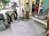 Quảng Nam: Bắt lô hàng nghi vận chuyển lậu giá trị lớn