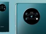 Huawei Mate 30 Pro lộ thiết kế màn hình và camera phía sau khác lạ