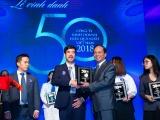 Vinamilk là đại diện duy nhất của Việt Nam trong Top 50 bảng xếp hạng ASIA 300