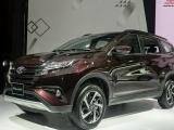 Xe Toyota Rush tại Việt Nam có bị lỗi túi khí rèm?
