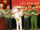 Thanh Hóa: Có tân Trưởng Công an TP Thanh Hóa