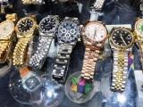 Lạng Sơn: Phát hiện cửa hàng bán lượng lớn đồng hồ đeo tay giả Thụy Sỹ