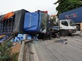 Khởi tố tài xế lái xe tải đè chết 5 người ở Hải Dương