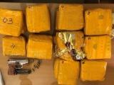 Hải Phòng: Triệt phá đường dây vận chuyển gần 20 kg ma túy tổng hợp
