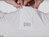Sony ra mắt máy điều hòa mini siêu nhỏ gắn sau lưng áo