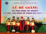 ĐH Nội vụ Hà Nội tổ chức Lễ bế giảng và trao bằng tốt nghiệp Đại học, Cao đẳng năm 2019