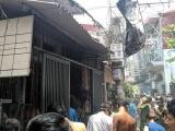 Hải Phòng: Một phụ nữ tử vong sau tiếng nổ lớn