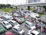 Năm 2030, Hà Nội dự kiến thu phí ôtô vào nội đô