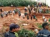 Đắk Nông: Sạt lở đất kinh hoàng, vùi lấp gia đình có 3 người
