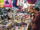 Hơn 450 gian hàng tại Hội chợ mua sắm và ẩm thực hàng Việt Nam - Thái Lan