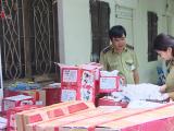 Hà Nội: Thu giữ hơn 10.000 sản phẩm bánh kẹo không rõ nguồn gốc