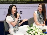Diễn viên Minh Trang đọ sắc Á hậu Lệ Hằng