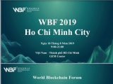 Hội thảo Blockchain, WBF và đối tác Orius Capital tổ chức tại Việt Nam