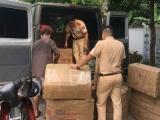 Quảng Ninh: Tạm giữ lô hàng chưa rõ nguồn gốc