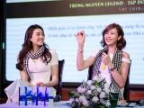 Hoa hậu, doanh nhân 9x Sella Trương đẹp rạng rỡ trên giảng đường