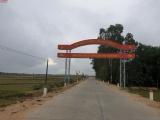 Hà Tĩnh: Đức Quang vươn mình trên vùng lũ, xây dựng nông thôn mới