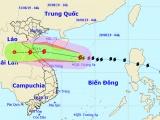 Bão số 4 giật cấp 11, trưa mai sẽ đổ bộ các tỉnh Nghệ An – Quảng Bình