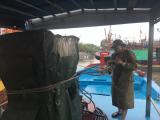 Hơn 150 tàu cá Quảng Bình nằm trong 'vùng nguy hiểm' của bão số 4