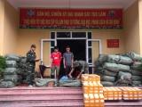 Quảng Ninh: Bắt giữ, tiêu hủy gần 1,8 tấn chả mực, hải sâm nhập lậu