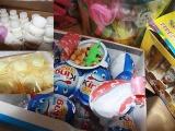 Hà Nội: Bắt giữ 2 xe tải chở bánh kẹo không rõ nguồn gốc