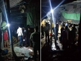 Sơn La: Xe tải tông sập nhà dân, 2 người trong nhà tử vong