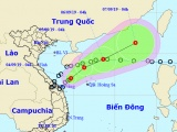Dự báo thời tiết ngày 4/9: Áp thấp nhiệt đới gây mưa to ở miền Trung
