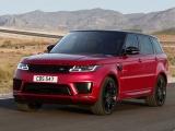 Triệu hồi hơn 14.000 xe sang Range Rover vì lỗi camera lùi