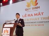 Diễn viên Quý Bình thành lập công ty tham gia vào lĩnh vực Bất Động Sản