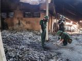 Hôm nay, triển khai các biện pháp tẩy độc tại nhà máy Rạng Đông