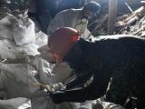 Đã thu gom được 5 tấn phế thải nhiễm thủy ngân sau vụ cháy Rạng Đông