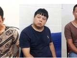 Bắt nhóm nghi phạm người Trung Quốc làm giả hàng trăm thẻ ATM
