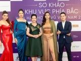 Sơ khảo khu vực phía Bắc Hoa hậu Hoàn vũ Việt Nam 2019 ngày đầu tiên