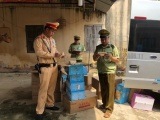Lạng Sơn: Bắt 16.000 chiếc bánh dăm bông nhập lậu từ Trung Quốc