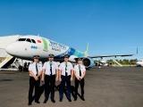 Bamboo Airways được Cục Hàng không Việt Nam phê chuẩn Giáo trình huấn luyện phi công