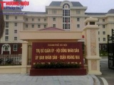 Cần thanh kiểm tra hoạt động đấu thầu tại quận Hoàng Mai (bài 1): Nhà thầu cố ý trượt thầu?!